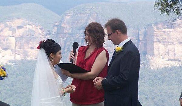 Outdoor wedding sound Blackheath